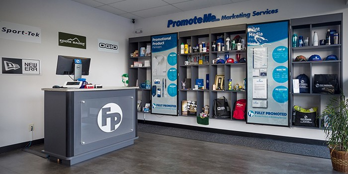 a Fully Promoted store